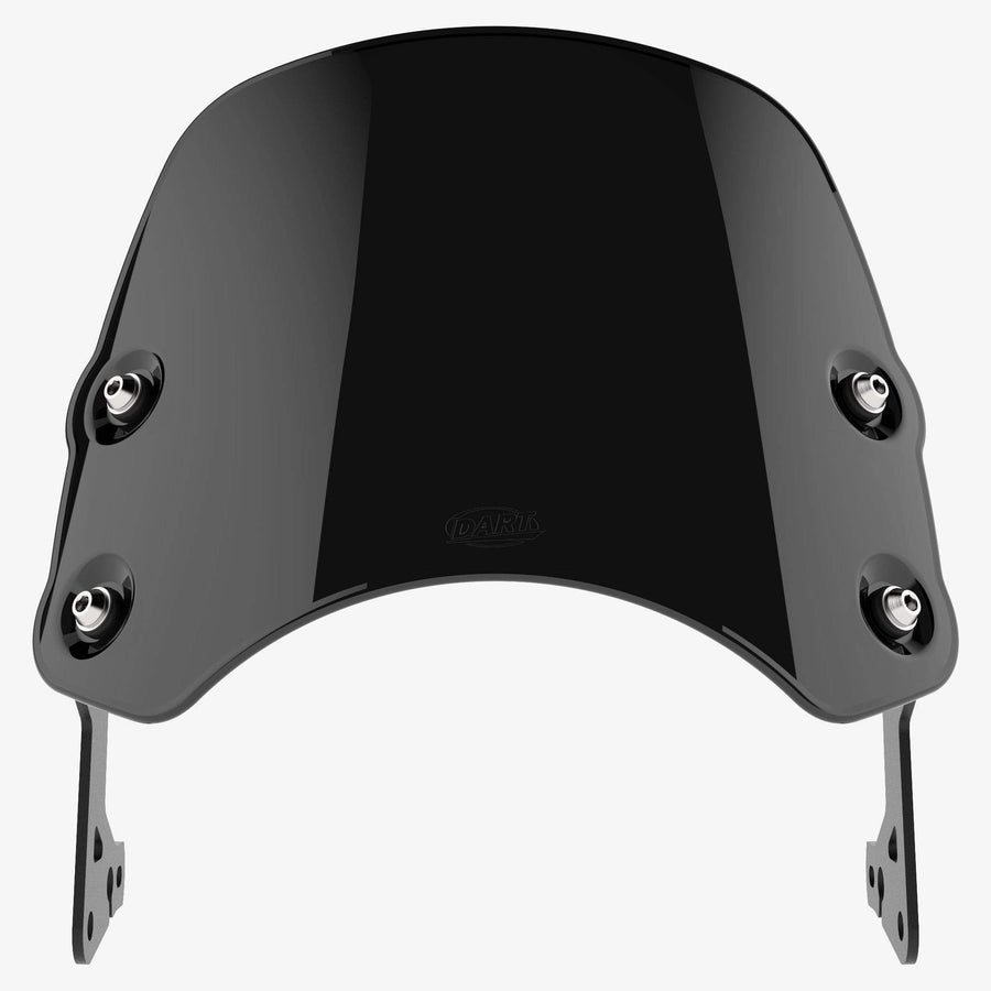 Moto Guzzi Griso - Piranha Midnight Black Piranha flyscreen Dart Flyscreen Windshield
