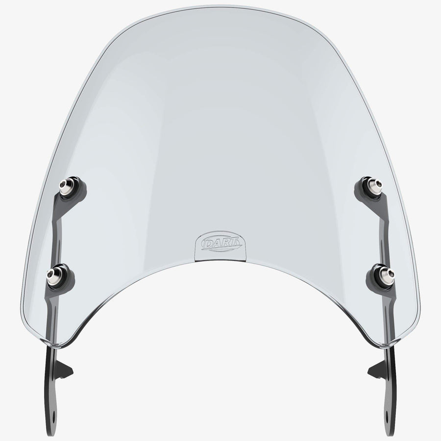 Triumph Bonneville T100 - Classic Light Tint Classic Flyscreen Dart Flyscreen Windshield