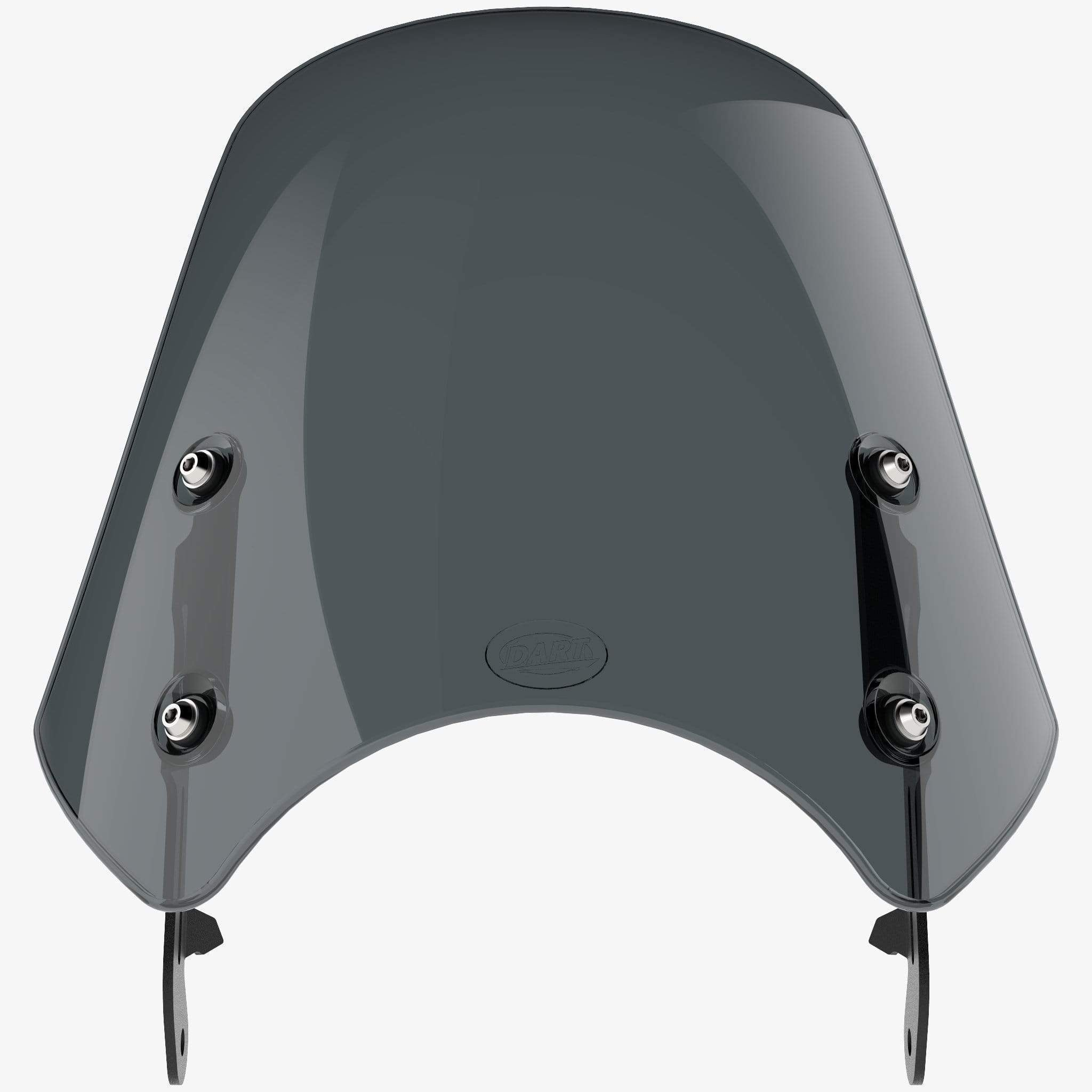 Triumph Bonneville T100 / T120 (water-cooled) - Marlin Dark Tint Marlin flyscreen Dart Flyscreen Windshield