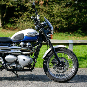Triumph Scrambler 865 (air-cooled) - Classic Classic Flyscreen Dart Flyscreen Windshield