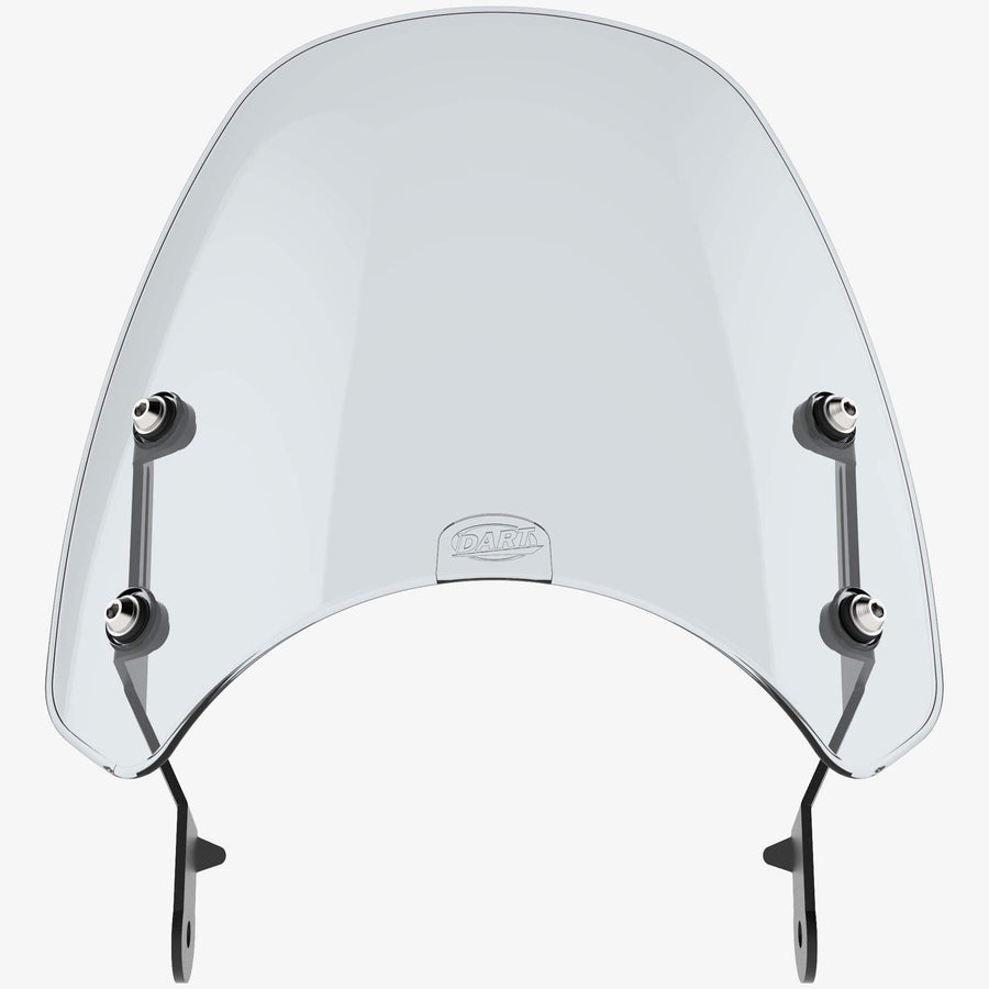 Triumph Scrambler 865 (air-cooled) - Classic Light Tint Classic Flyscreen Dart Flyscreen Windshield