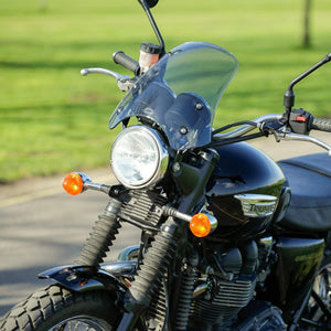 Triumph Scrambler 865 (air-cooled) - Marlin Marlin flyscreen Dart Flyscreen Windshield