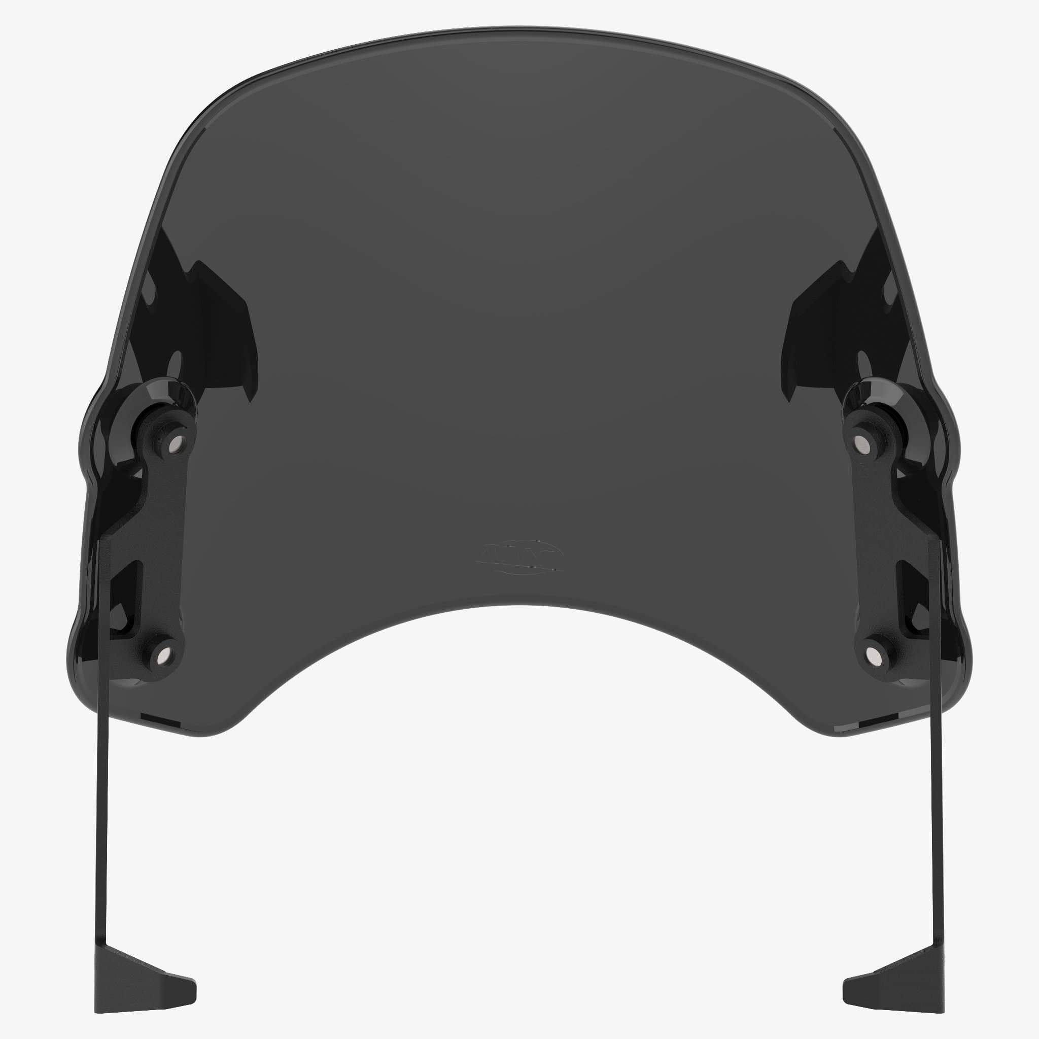Triumph Street Twin - Piranha Midnight Black Piranha flyscreen Dart Flyscreen Windshield