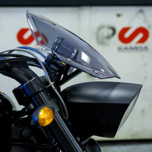 Victory bullet headlight - Manta Manta Flyscreen Dart Flyscreen Windshield