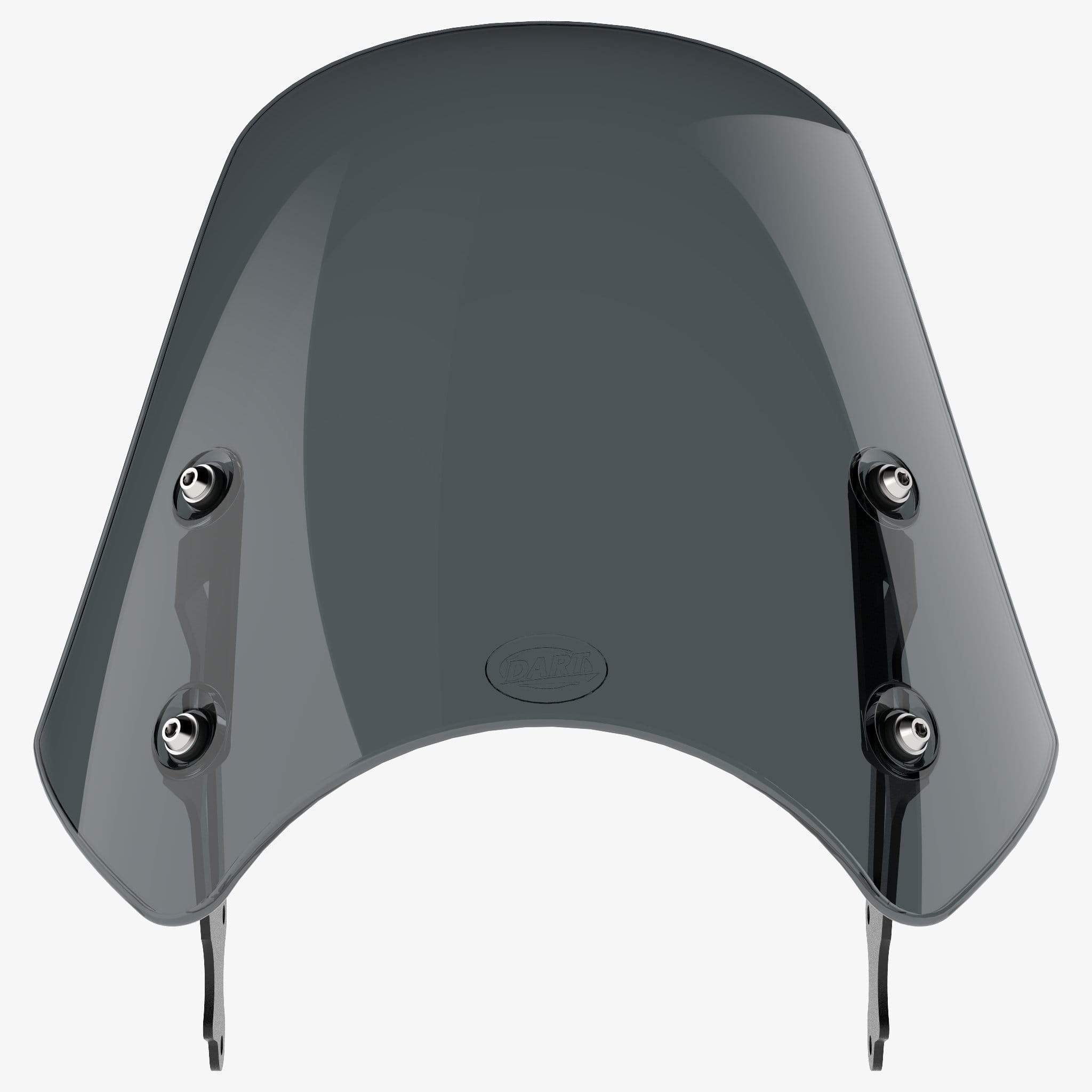 Yamaha XSR900 - Marlin Dark Tint Marlin flyscreen Dart Flyscreen Windshield