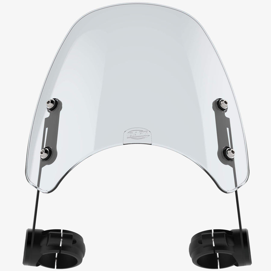 Yamaha XV950 Bolt / SCR950 (2013-on) - Classic Light Tint Classic Flyscreen Dart Flyscreen Windshield