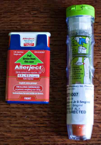 Epipen Cases Auvi Q Cases Adults And Teens With Allergies Blog