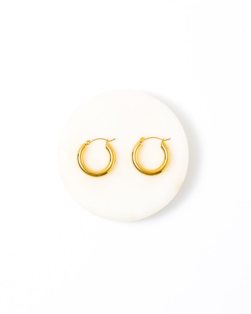 'Timber' Mini Hoops