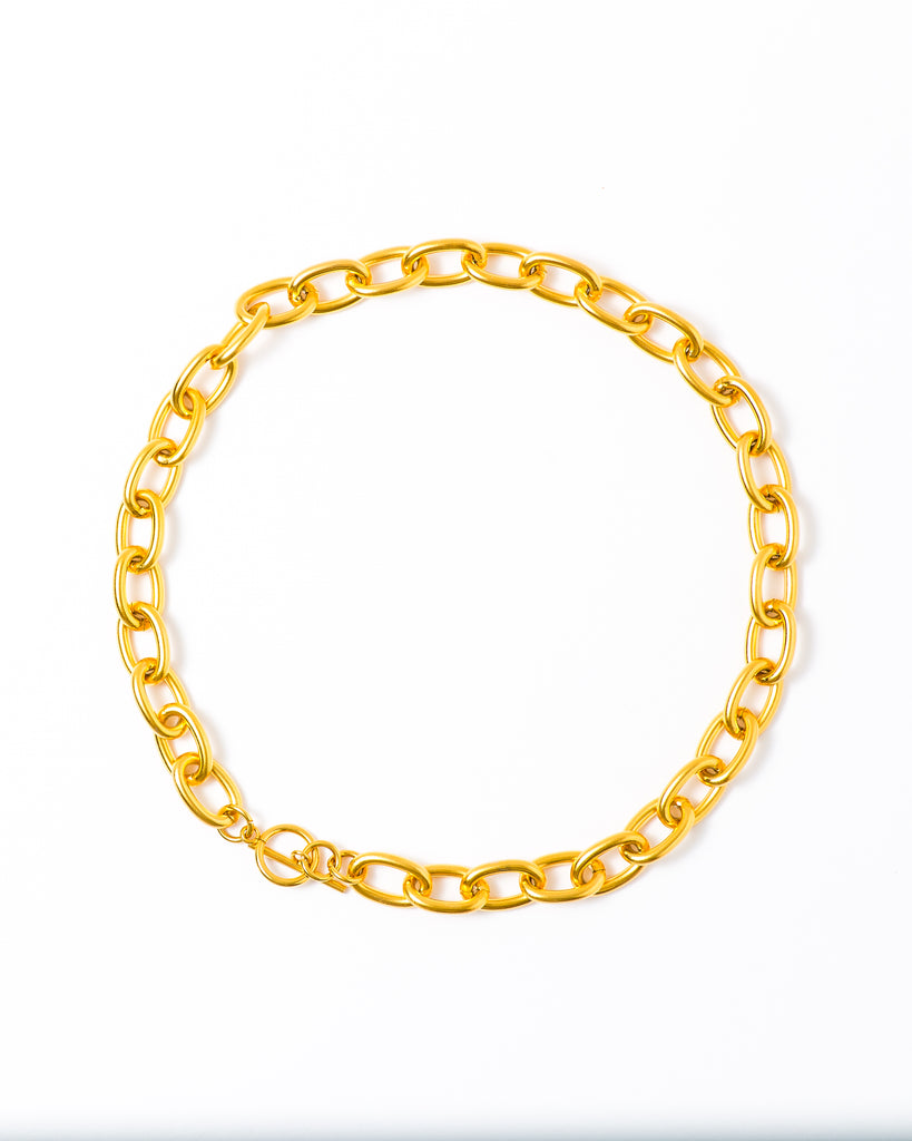 'Hiro' Chunky Chain Necklace