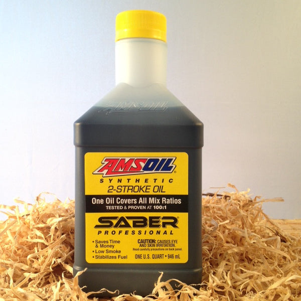 Amsoil Synthetic 2 Stroke Oil Dominant Saw