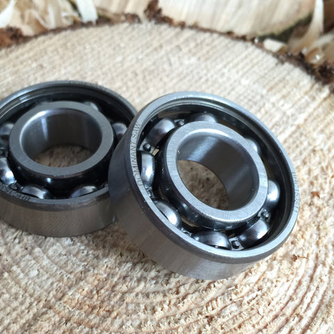 Set Dominant Ceramic Hybrid 6202 Main Bearings