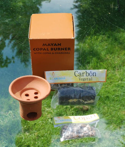 Incense burner boxed set