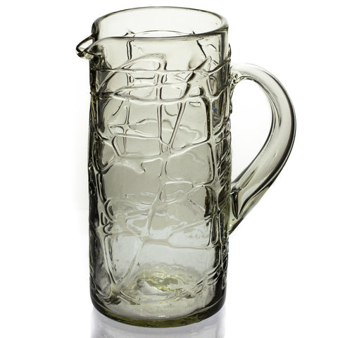 Loco 2 Litre Jug - Recycled Glass