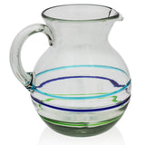 3-Colour Ring Curved Jug (2 litre)