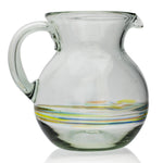 Multi-Stripe Curved Jug (2 litre)