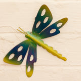Recycled Tin Dragonfly Medium