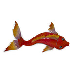 Recycled Tin Bright Koi Carp
