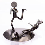 Car Parts Unusual Gifts - Footballer, Skater, Golfer, Business Person
