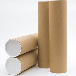 Panama hat cardboard travel tube