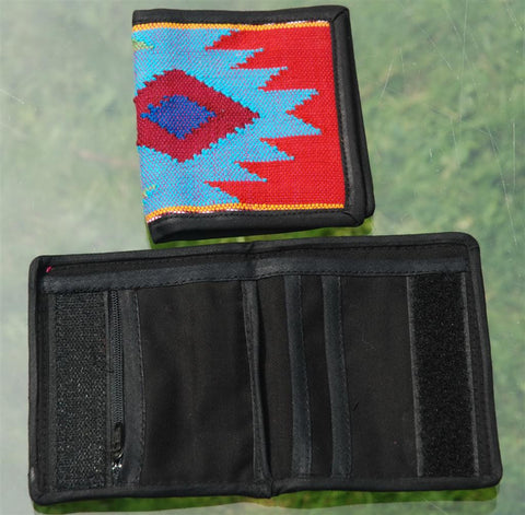Plato cotton wallet