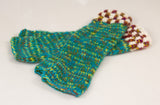 Wool fingerless arm warmers
