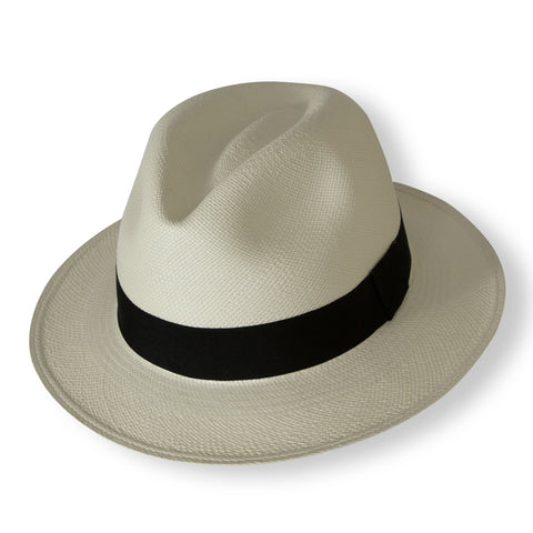 Tumia Genuine Panama Hat - Rollable - Very Light Breathable