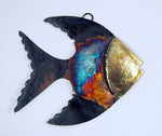 Recycled Tin Fish medium