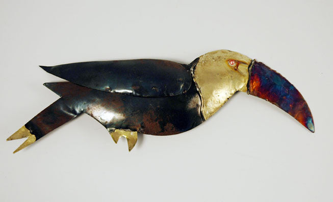 Recycled Tin Toucan