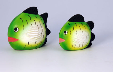 Fish set of 2