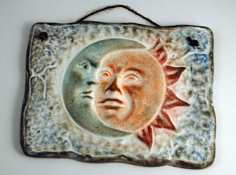 Eclipse plaque gira sol