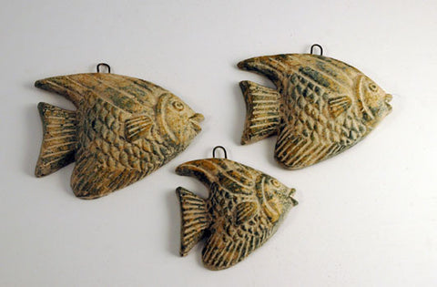 Angel fish set of 3