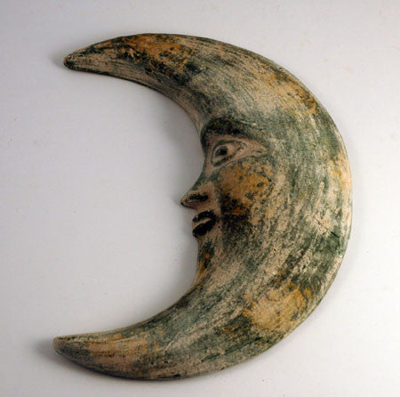 Moon plaque medium
