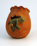 Lizard pot small