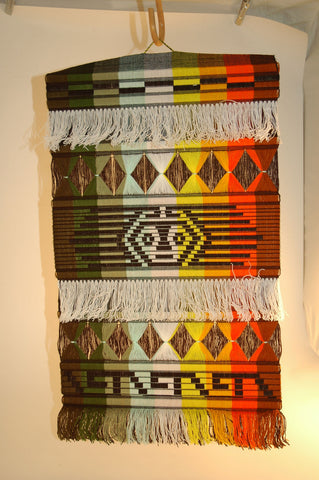 cotton blind or wallhanging