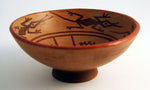 Karchi naive pottery bowl  medium