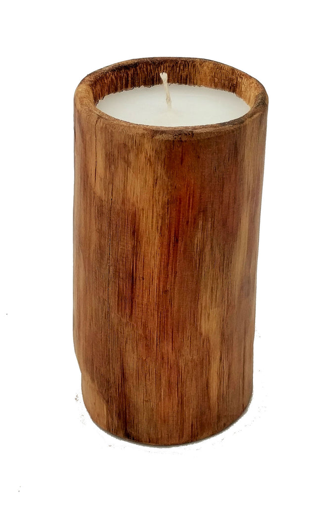 Large Sisal Spa Candle
