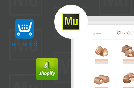 Muse Jam: Integrating Your Online Store