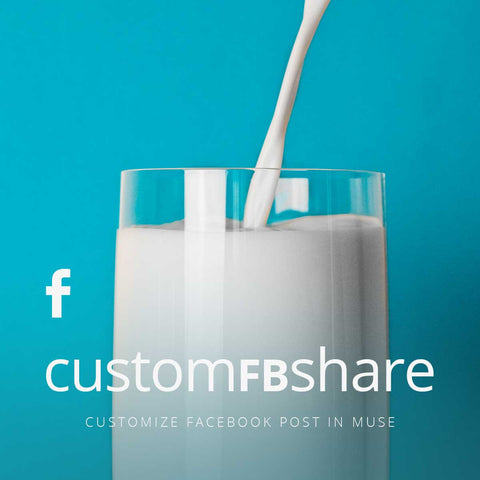 Custom Facebook Share