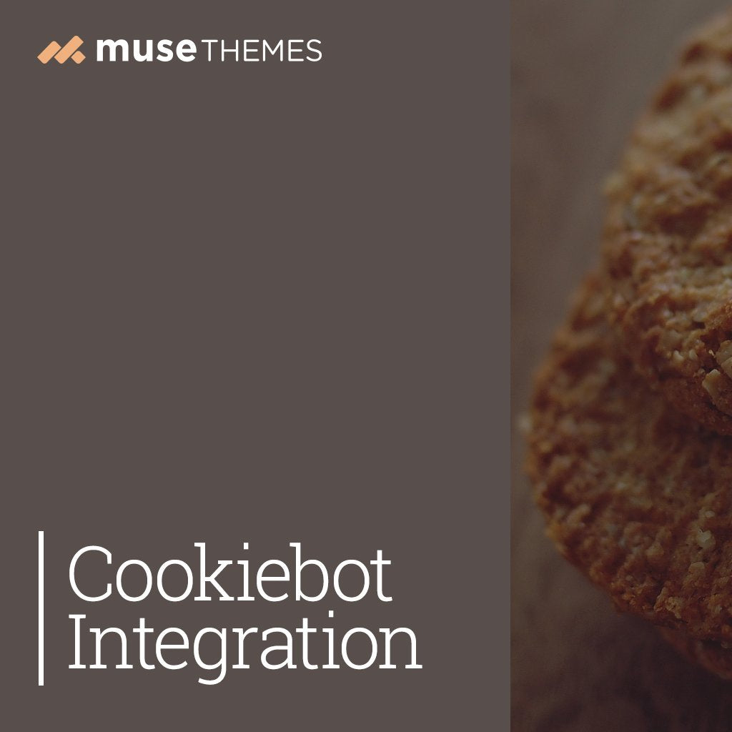 Cookiebot Cookie Compliance Adobe Muse Widget