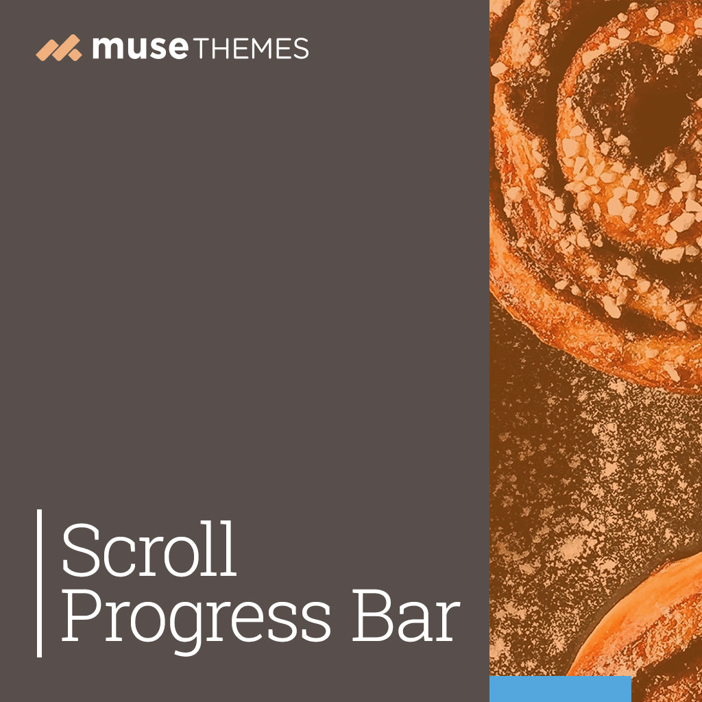 Scroll Progress Bar