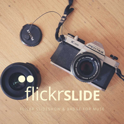 Flickr Slide