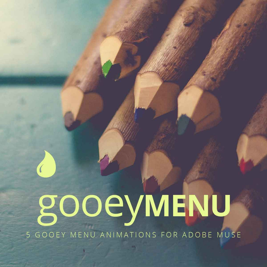 Gooey Menu
