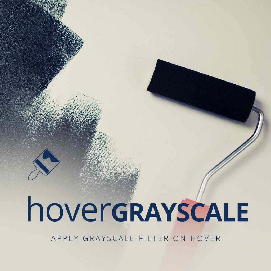 Hover Grayscale