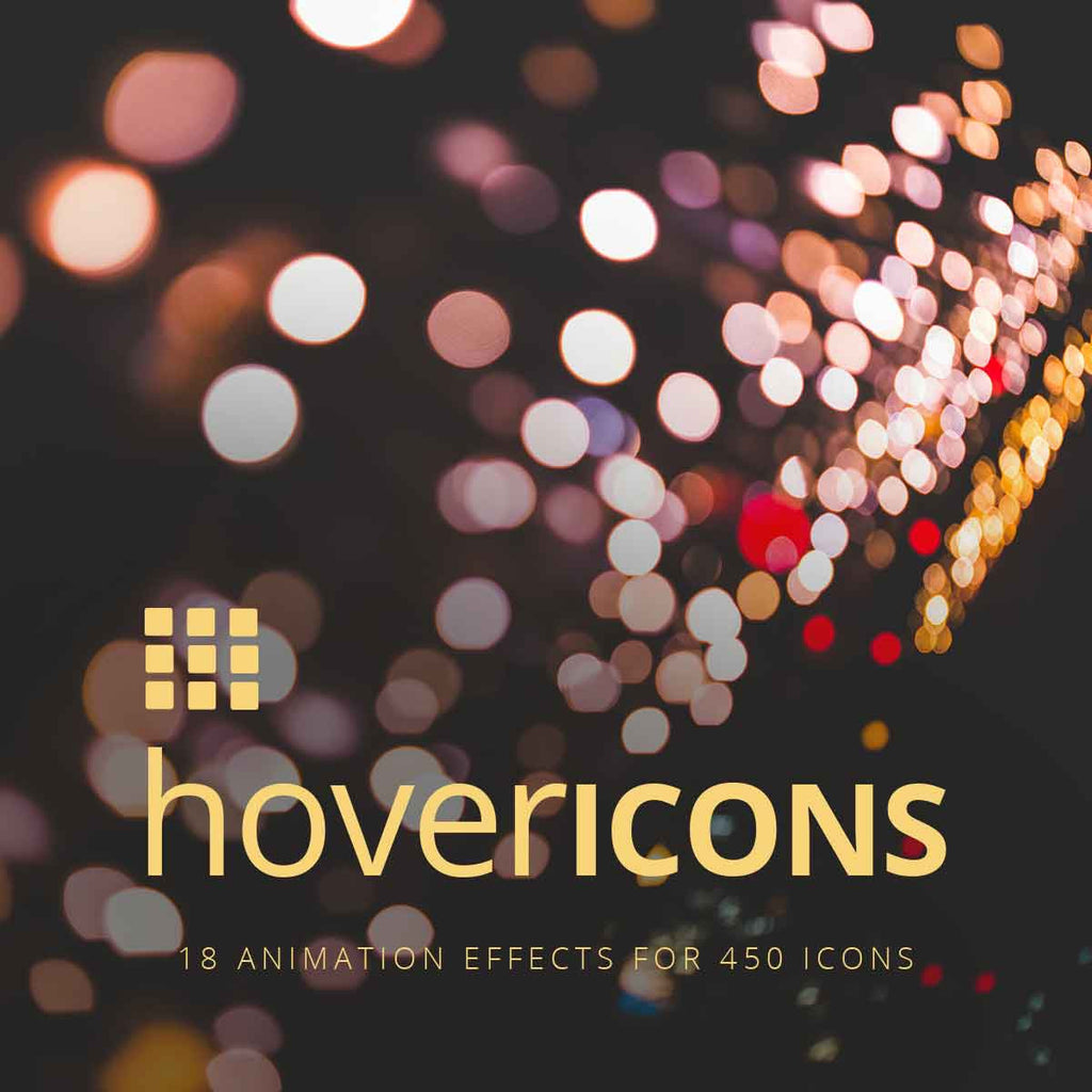 Hover Icons