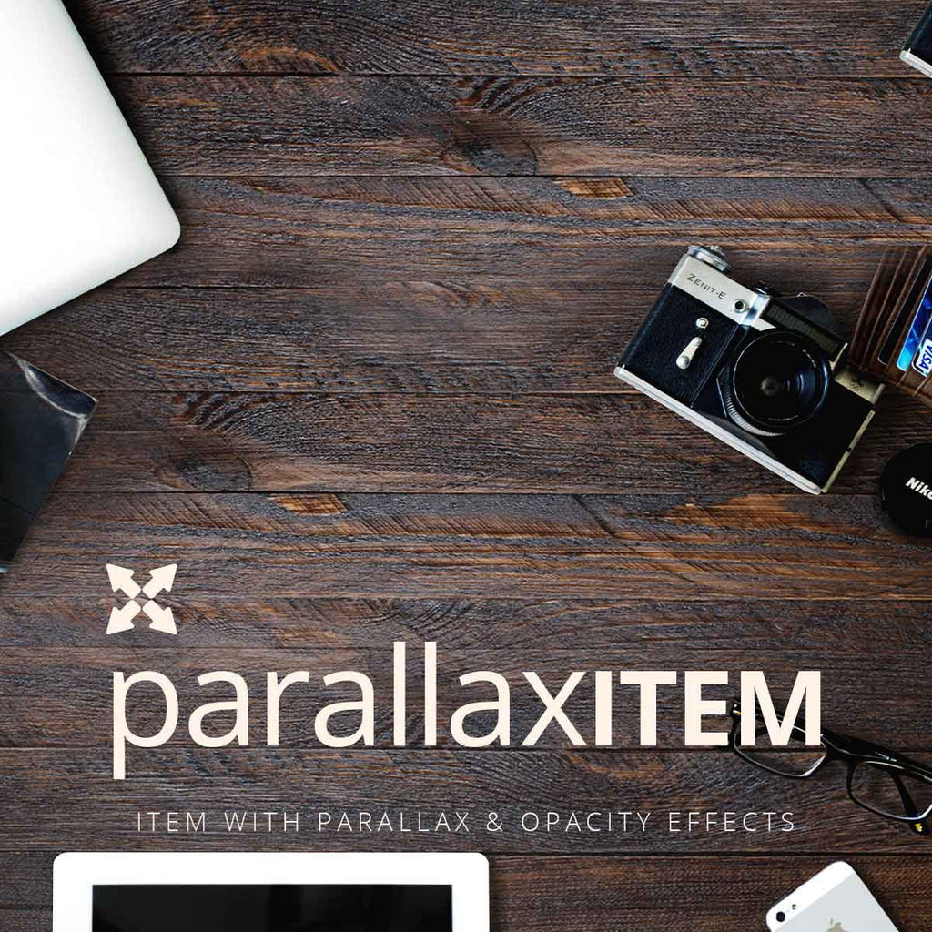 Parallax Items