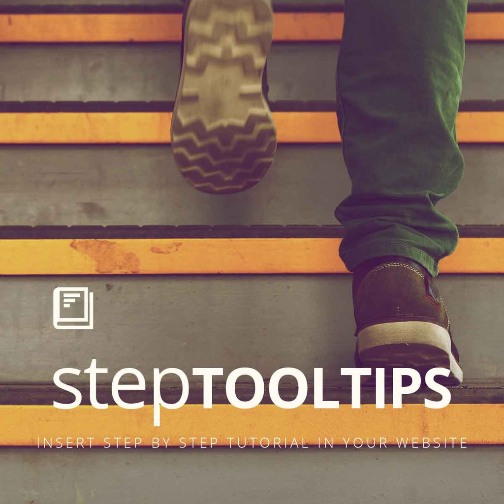 Step Tooltips