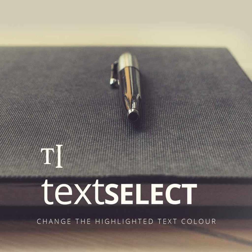 Text Select