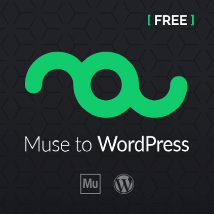 Muse to WordPress