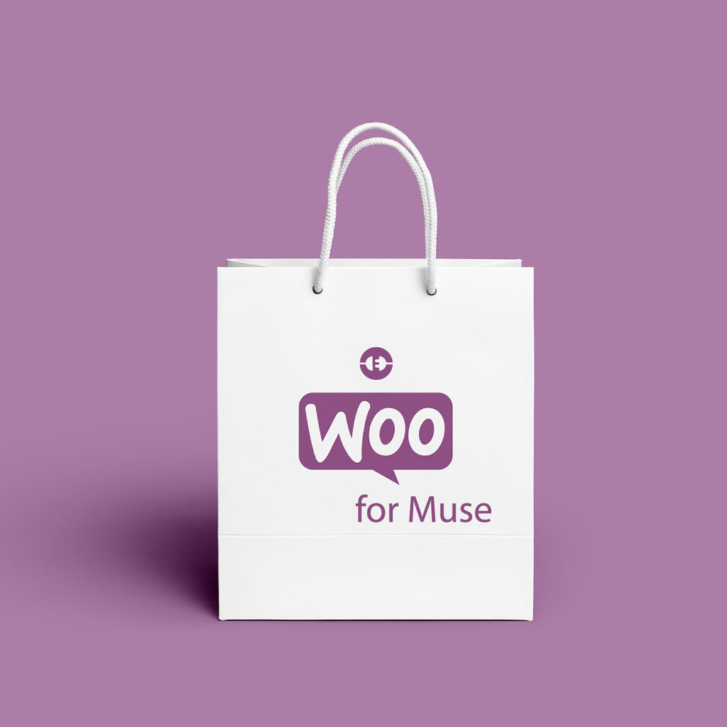 WooCommerce for Muse
