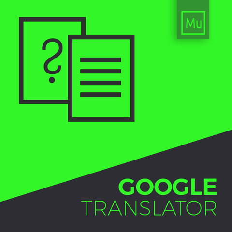 Google Translator Minimal